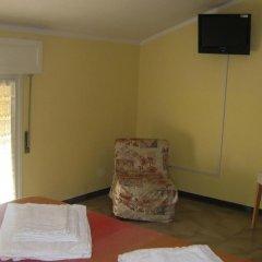 Hotel Carmen Viserba Стандартный номер разные типы кроватей фото 3