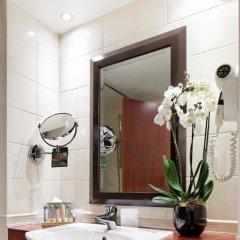 Отель Hôtel Concorde Montparnasse 4* Классический номер с различными типами кроватей фото 16