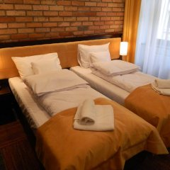 Hotel Palazzo Rosso 3* Номер категории Эконом с различными типами кроватей фото 2
