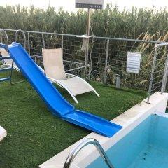 Отель Gold Sand Villa Кипр, Протарас - отзывы, цены и фото номеров - забронировать отель Gold Sand Villa онлайн бассейн