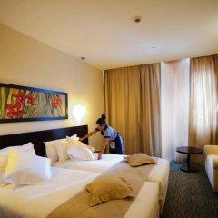 Отель RIU Pravets Golf & SPA Resort 4* Стандартный номер с различными типами кроватей фото 5