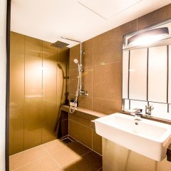 Seocho Cancun Hotel 2* Улучшенный номер с различными типами кроватей фото 3