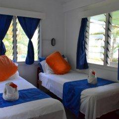 Отель Daku Resort Savusavu 3* Коттедж с различными типами кроватей фото 8