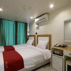 Hotel Myeongdong 3* Номер Делюкс фото 6