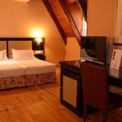 Hotel Acevi Val d'Aran 4* Стандартный номер с различными типами кроватей фото 4