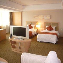 Grand Metropark Hotel Suzhou 4* Номер Делюкс с 2 отдельными кроватями
