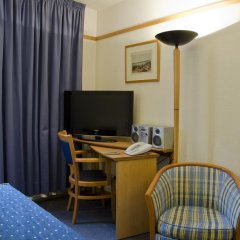 Отель VIP Executive Eden Aparthotel 4* Студия с различными типами кроватей фото 4