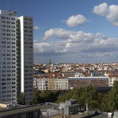 Отель Studios am Alexanderplatz Германия, Берлин - отзывы, цены и фото номеров - забронировать отель Studios am Alexanderplatz онлайн балкон