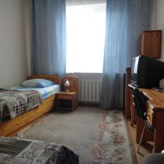 Гостиница Новгородская 2* Стандартный номер с различными типами кроватей