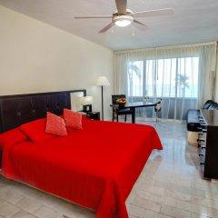 Aguamarina Hotel 2* Стандартный номер с различными типами кроватей