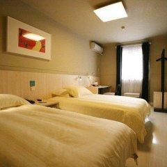 Отель Jinjiang Inn Chendu Jinxianqiao 2* Стандартный номер с различными типами кроватей фото 4
