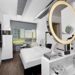 Отель INNSIDE by Meliá Düsseldorf Hafen 4* Стандартный номер с различными типами кроватей фото 3