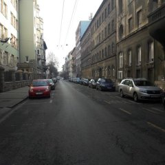 Отель Beige & Brown Будапешт