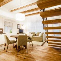 Отель Laubenhaus Больцано комната для гостей фото 3