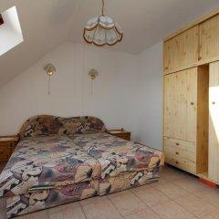 Отель Szabó Ház Апартаменты с различными типами кроватей фото 6