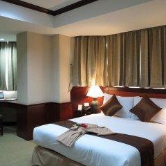Отель The Grand Sathorn 3* Люкс повышенной комфортности с различными типами кроватей фото 6