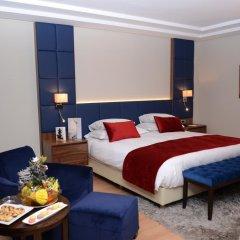 Отель Le Palace D Anfa 5* Номер Делюкс с двуспальной кроватью фото 3