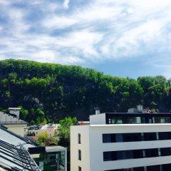 Отель Salzburg-Apartment Австрия, Зальцбург - отзывы, цены и фото номеров - забронировать отель Salzburg-Apartment онлайн балкон