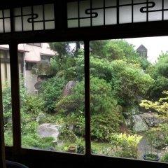 Kaisenkaku Hotel Беппу балкон