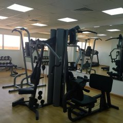 Отель Espace Holiday Homes Elite фитнесс-зал