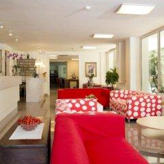 Hotel Trafalgar Римини интерьер отеля фото 2