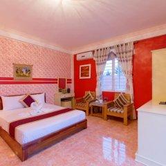 Отель Vy Hoa Hoi An Villas 3* Вилла с различными типами кроватей