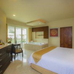 Отель Moon Palace Golf & Spa Resort - Все включено Мексика, Канкун - отзывы, цены и фото номеров - забронировать отель Moon Palace Golf & Spa Resort - Все включено онлайн комната для гостей фото 2