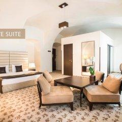 Buda Castle Fashion Hotel 4* Улучшенный номер с различными типами кроватей фото 4