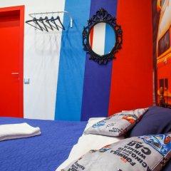 Hostel Racing Paradise Стандартный номер с различными типами кроватей фото 6