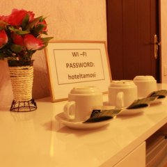 Отель Tamosi Palace 3* Стандартный номер с различными типами кроватей фото 25