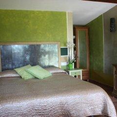 Отель Llosa de Ibio комната для гостей фото 4
