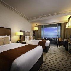 Отель Marina Bay Sands 5* Номер Делюкс с различными типами кроватей фото 10