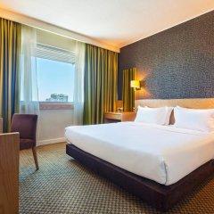 Отель HF Ipanema Porto 4* Стандартный номер разные типы кроватей