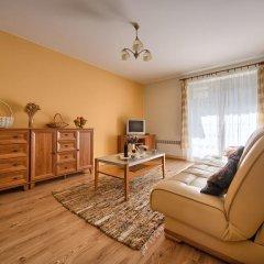 Отель VISITzakopane Rainbow Apartments Польша, Закопане - отзывы, цены и фото номеров - забронировать отель VISITzakopane Rainbow Apartments онлайн комната для гостей фото 5