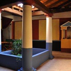 Hotel Rural Termas Aqua Libera Ла-Гарровилья интерьер отеля
