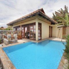 Отель Romana Resort & Spa 4* Вилла с различными типами кроватей фото 7