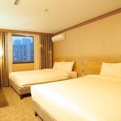Dawn Beach Hotel 2* Номер Делюкс с различными типами кроватей фото 10