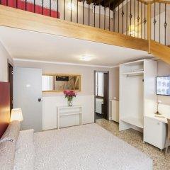 Отель Foresteria Levi 2* Стандартный номер с различными типами кроватей фото 3