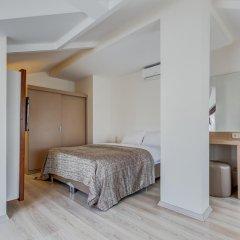 Plus Hotel Cihangir Suites Стамбул сейф в номере