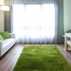 Отель NH La Avanzada 4* Стандартный номер с различными типами кроватей фото 3