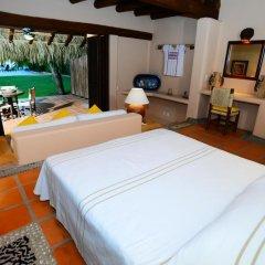 Puerta Paraíso Hotel Boutique 3* Номер Делюкс с различными типами кроватей фото 3