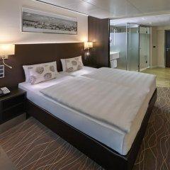 Отель Park Inn by Radisson Berlin Alexanderplatz 4* Стандартный номер двуспальная кровать фото 3