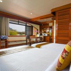 Отель ID Residences Phuket 4* Номер Делюкс с двуспальной кроватью фото 4