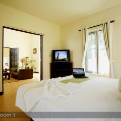 Отель Banyan The Resort Hua Hin 4* Вилла с различными типами кроватей фото 2