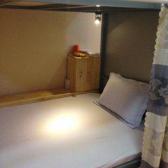 Отель Pizzatethostel Кровать в общем номере фото 9