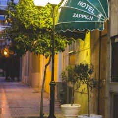 Отель Zapion Стандартный номер фото 10