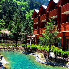Keles Hotel Турция, Узунгёль - отзывы, цены и фото номеров - забронировать отель Keles Hotel онлайн бассейн фото 2
