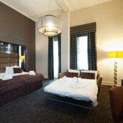 Grand Central Hotel 4* Семейный номер Делюкс с разными типами кроватей фото 2