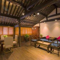 Отель Suzhou Shuian Lohas Вилла с различными типами кроватей фото 21