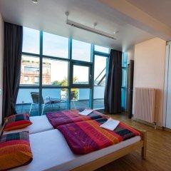 Geneva Hostel комната для гостей фото 3